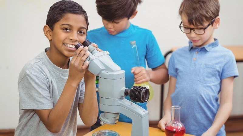 Science Cosmos focuses on Childrens