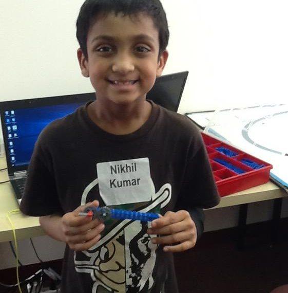 Nikhil Kumar Science Mind Chantilly