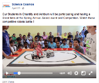 SCIENCE COSMOS - COOL!