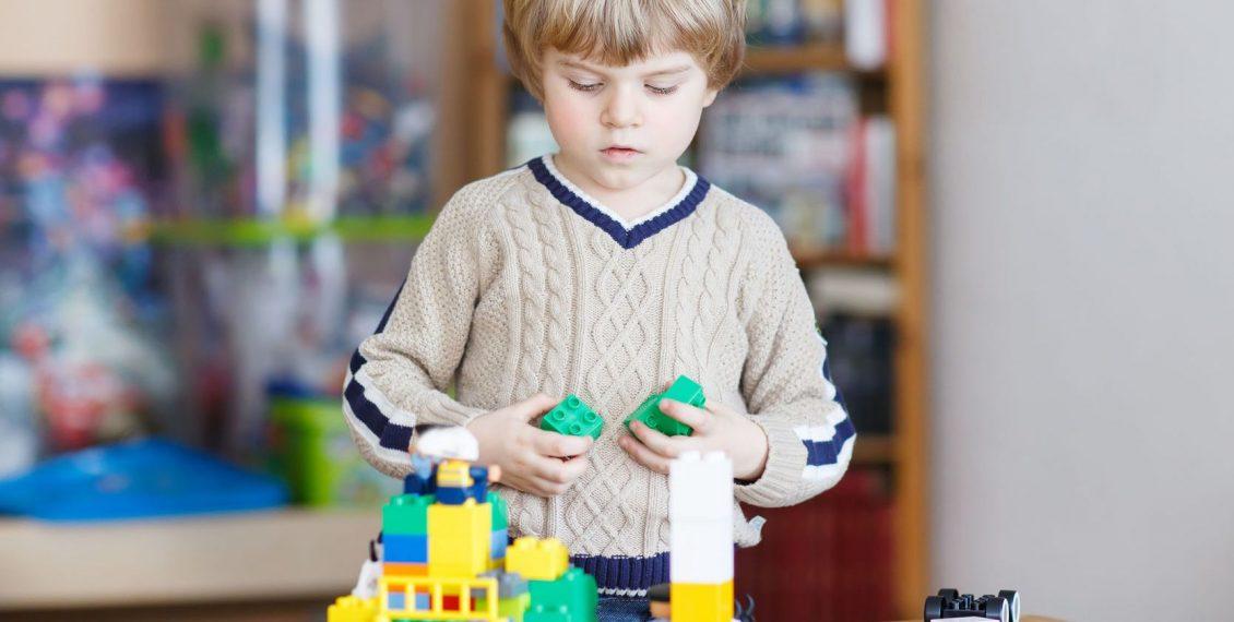 Science Cosmos Lego STEM Duplo Boy With Model